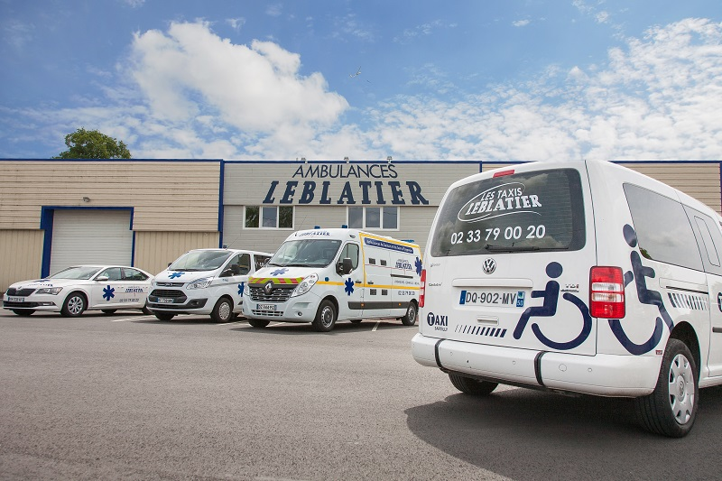 ambulances leblatier vsl taxis. Black Bedroom Furniture Sets. Home Design Ideas